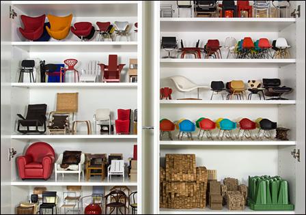 Schrankwand-Meine-Sammlung