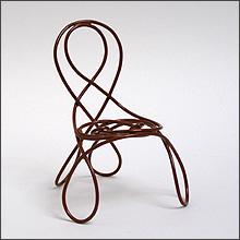 Thonet for Design stuhl draht