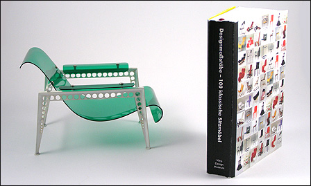 Miniatuur Rietveld Stoel : Gerrit rietveld krat stoel collectable miniatuur meubels