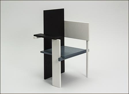 Rietveld stuhl zeichnung sammlung von haus design und for Stuhl design berlin