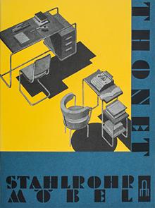 Buch_Thonet-Stahlrohr-Möbel