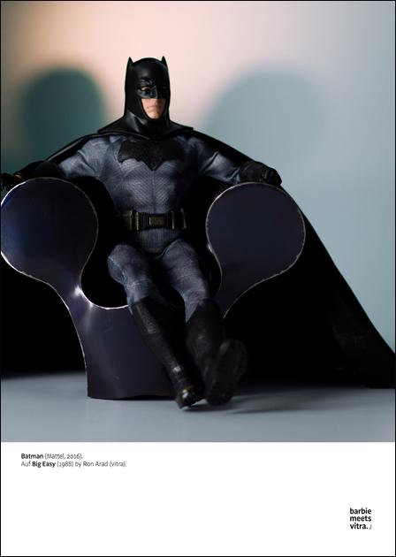 Batman mattel 2016 for Vitra stuhl kopie